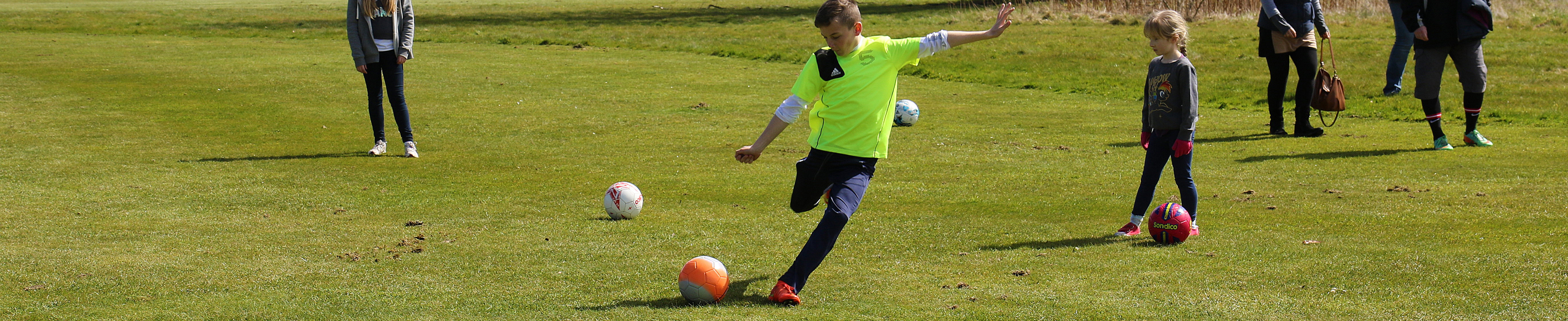 FootGolf at Little Hay