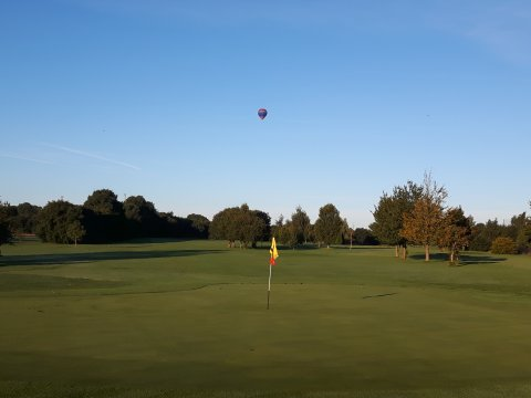 Little Hay Golf Course in Hertfordshire near Hemel Hempstead